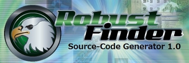 RobustFinder Source-Code Generator