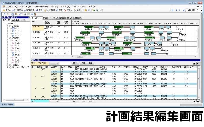 RouteCreator|キヤノンIT ... : 道のり計算 : すべての講義