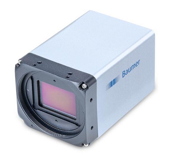 Baumer社製10GigE超高速高解像度カメラ「LXTシリーズ」
